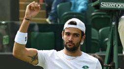 Berrettini e Sonego: due italiani negli ottavi di Wimbledon dopo 66 anni di attesa