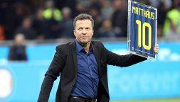 """Matthaus: """"L'Inghilterra merita il dramma sportivo"""""""