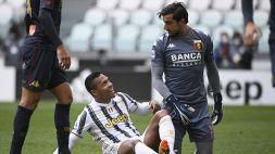 Juventus, si cerca di chiudere per due rinforzi interni