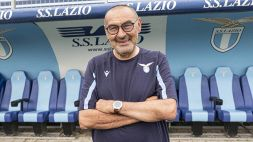 Lazio, Sarri commenta l'Europa League e l'addio di Ronaldo