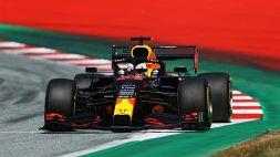 F1, GP Austria: Super pole di Verstappen davanti a Norris! Male le Ferrari