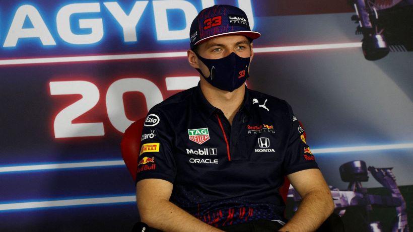 F1, Verstappen perplesso dopo le qualifiche