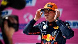 F1, Verstappen in ospedale: la nota della Red Bull
