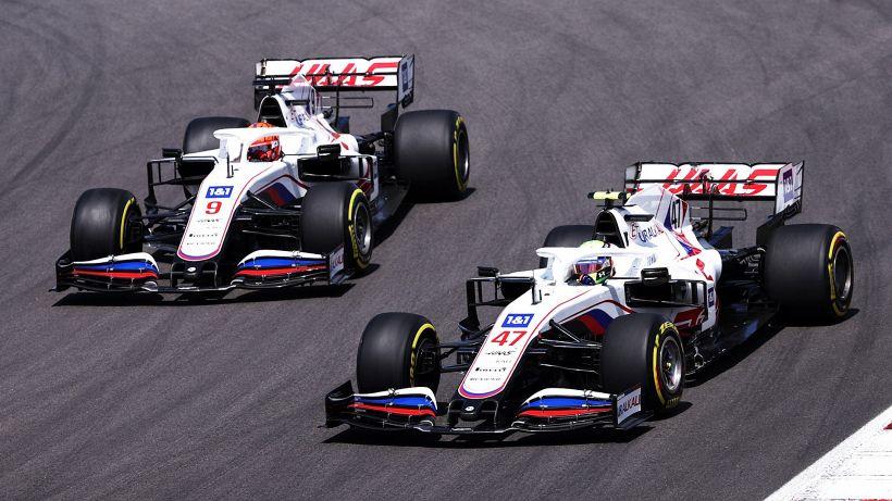 F1, Haas conferma Schumacher e Mazepin per il 2022
