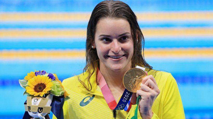 Oro e record olimpico per McKeown nei 100 dorso