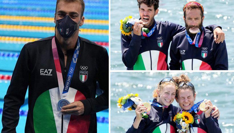 Olimpiadi, Tokyo: risultati e azzurri in gara 29 luglio 2021. Diretta