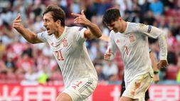 """Italia-Spagna, Oyarzabal: """"Riuscirò a superare Bonucci e Chiellini"""""""