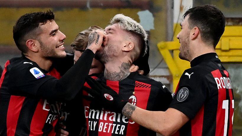 Nizza-Milan 1-1: Giroud si presenta con un goal