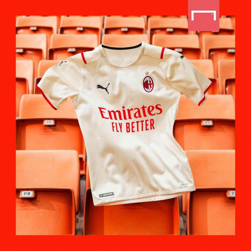 La maglia away Milan è un omaggio alla Fondazione benefica
