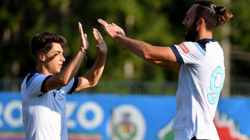 Lazio-Triestina 5-2: buona anche la terza per i biancocelesti di Sarri