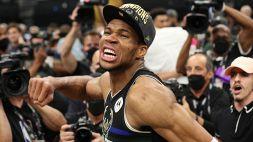 NBA: le foto del trionfo dei Milwaukee Bucks