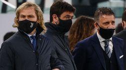 Juventus: rischia di saltare la trattativa per il campione d'Europa
