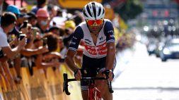 """Tour de France, Nibali: """"Fuga? Era giusto provarci"""""""