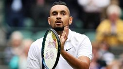 """Tennis, si ferma anche Kyrgios: """"Spero di farcela per gli AO"""""""