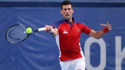 Tennis, lo strano rapporto di Djokovic con la pressione