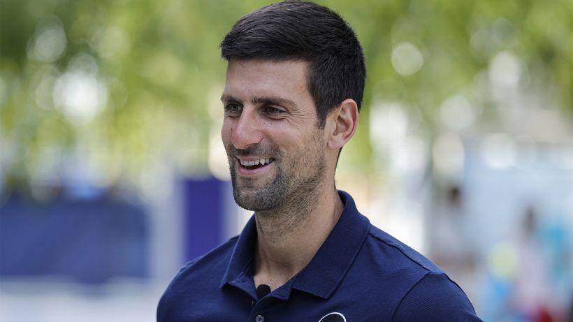 """Djokovic vuole l'oro a Tokyo: """"Tante assenze ma non sarà facile"""""""