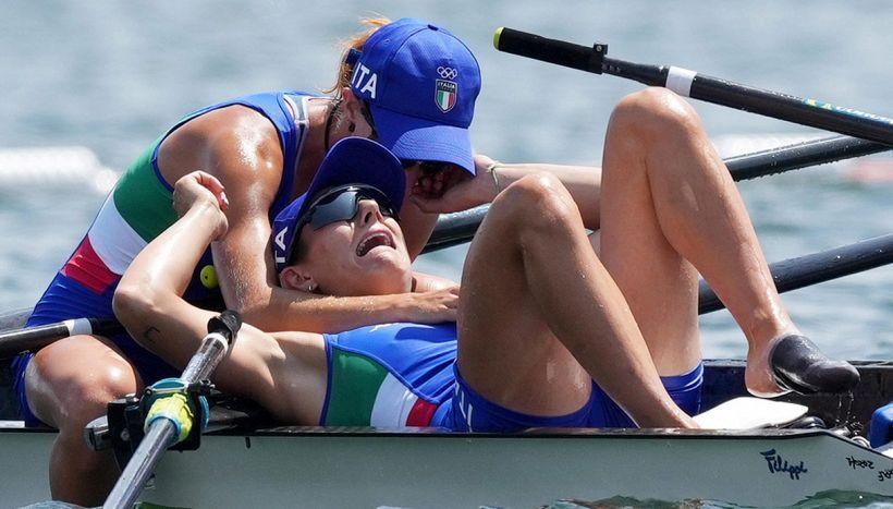 Olimpiadi, oro insperato:chi sono Federica Cesarini e Valentina Rodini
