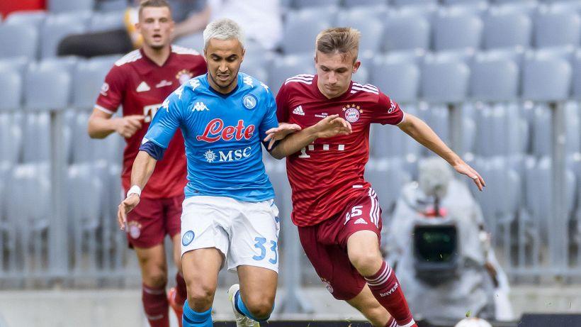 Bayern e Napoli fanno la conta: ko Coman e Ounas