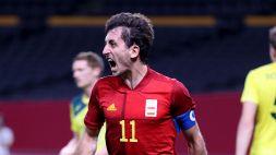 Olimpiadi, Spagna-Australia 1-0: Oyarzabal decisivo dopo gli Europei
