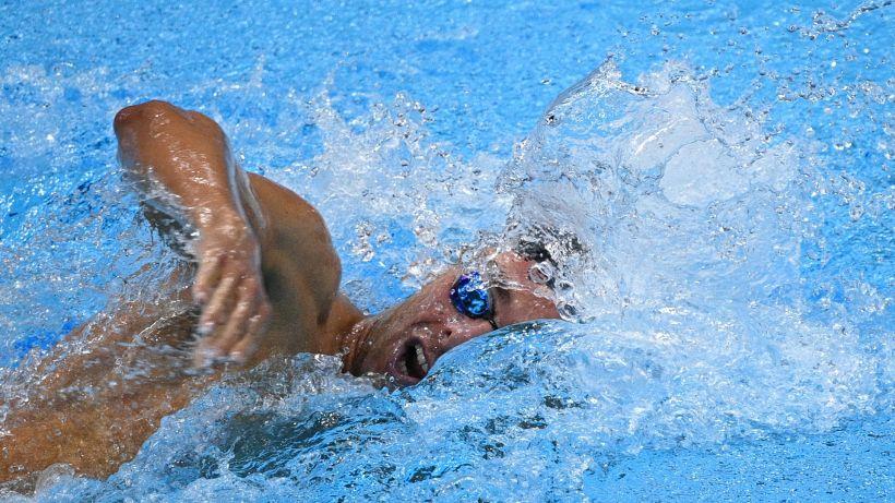 Tokyo 2020, nuoto: Paltrinieri si qualifica per la finale dei 1500