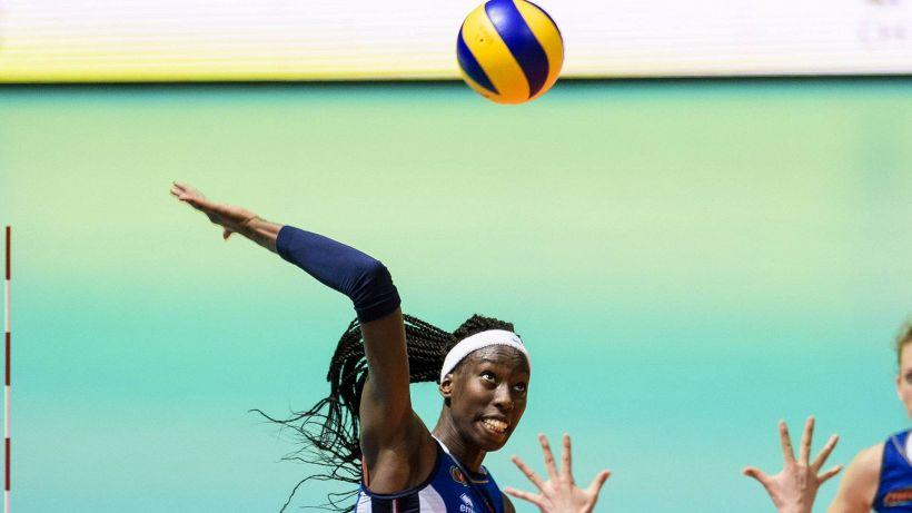 Tokyo 2020, la stella del volley è Paola Egonu: il sogno è il podio