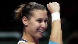 Flavia Pennetta, un autentico mito del tennis italiano