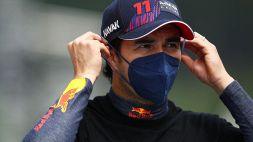 """F1, l'ammissione di Perez: """"Mercedes favorite a Sochi"""""""
