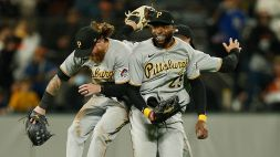 MLB: Giants travolti dai Pirates