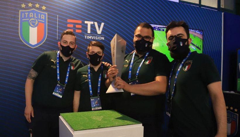 L'8 luglio inizia UEFA eEURO 2021 di PES. Si parte con Italia-Francia