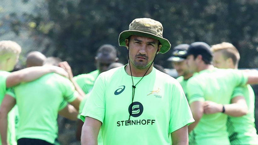 Tokyo 2020, rugby a 7: Sudafrica con coach da remoto