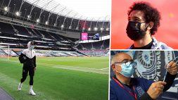 Premier League, vaccino obbligatorio per calciatori e staff