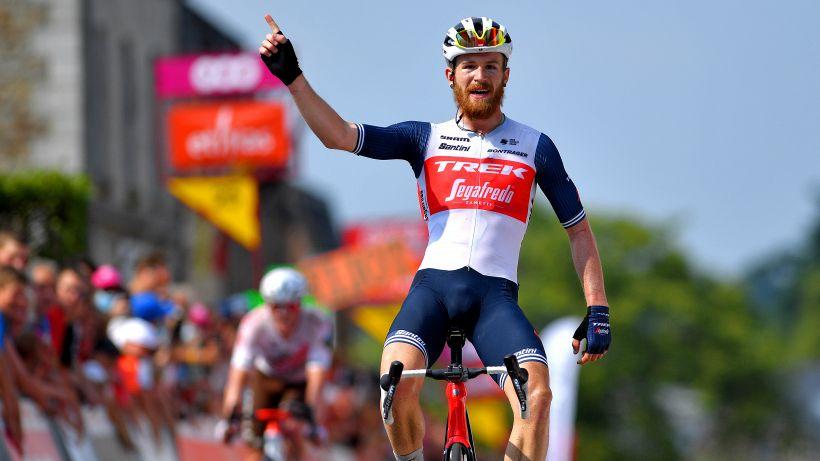 Giro di Vallonia, Simmons si impone nella terza tappa
