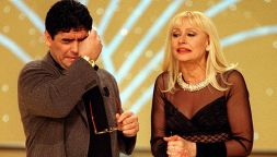 Raffaella Carrà e Diego Armando Maradona, l'amicizia oltre la stima