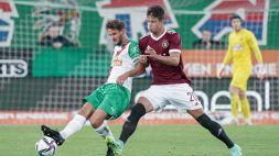 Young Boys e Sparta Praga giocano in casa