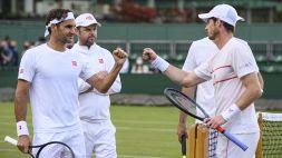 Federer, la questione ritiro divide Murray e Flink