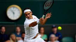 """Tennis, Roger Federer: """"Non so se è stato il mio ultimo Wimbledon"""""""