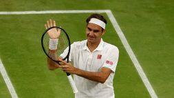Ufficiale: Roger Federer rinuncia ai Giochi Olimpici di Tokyo