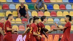 Roma-Siviglia 0-0: i giallorossi crescono, ma non segnano