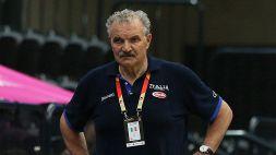Italbasket, Preolimpico: Romeo Sacchetti pronto per la Serbia
