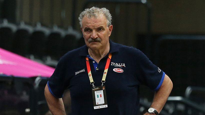 L'Italbasket sbarca al Villaggio, le reazioni di Sacchetti e Ricci