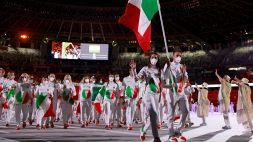 Olimpiadi: le parole dei portabandiera Rossi, Viviani ed Egonu