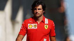 F1, FP3 GP d'Olanda: Ok Verstappen, Sainz distrugge la Ferrari