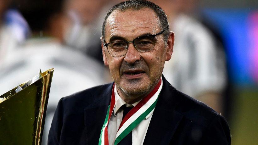 Maurizio Sarri rompe il silenzio: bordate alla Juve e a Ronaldo