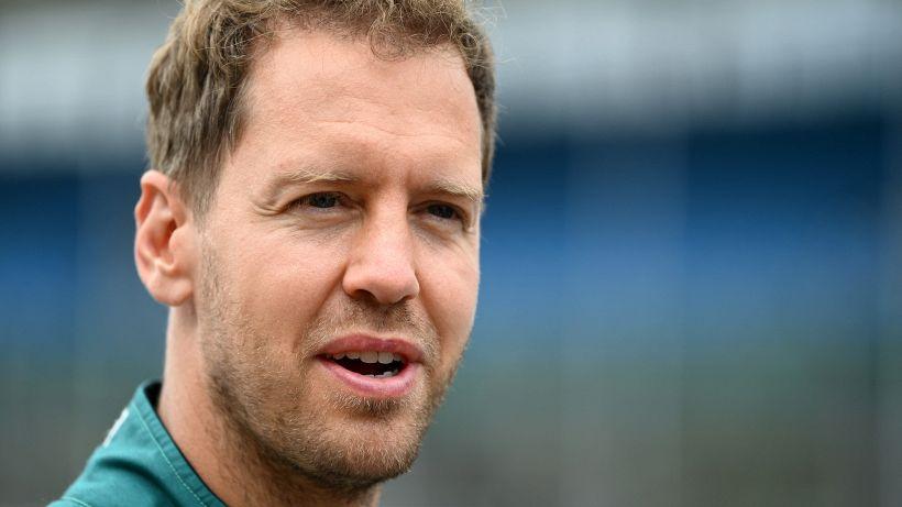 F1, Sebastian Vettel non rimpiange nulla