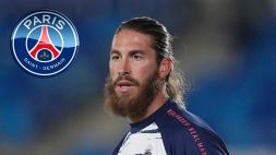 Ora è ufficiale: Sergio Ramos è un nuovo giocatore del PSG