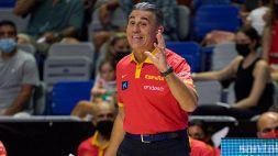 Spagna, la perdita di Hernangómez preoccupa Scariolo