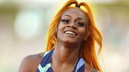 Atletica, Sha'Carri Richardson rischia la partecipazione a Tokyo
