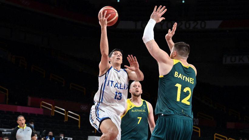 Tokyo 2020, Italia sconfitta con onore dall'Australia
