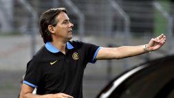 Simone Inzaghi non mette fretta all'Inter