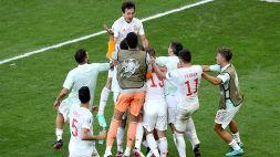Euro 2020, Spagna in semifinale col brivido! Sconfitta la Svizzera d.c.r.